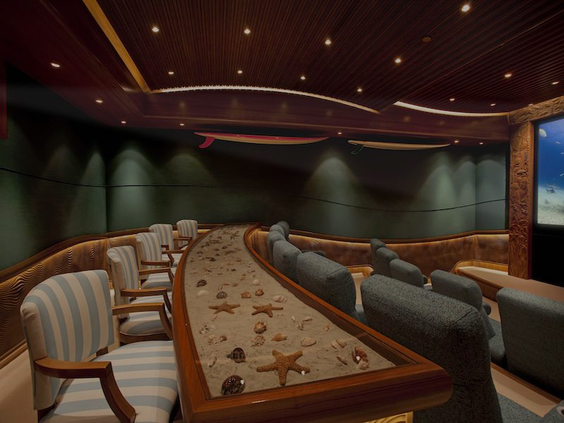 Theater design and engineering by Keith Yates Design